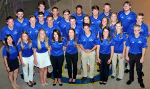 Hitting the road: KU Engineering SELF Fellows traveling to Lone Star